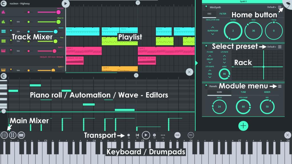 FL Studio Запись Звуки
