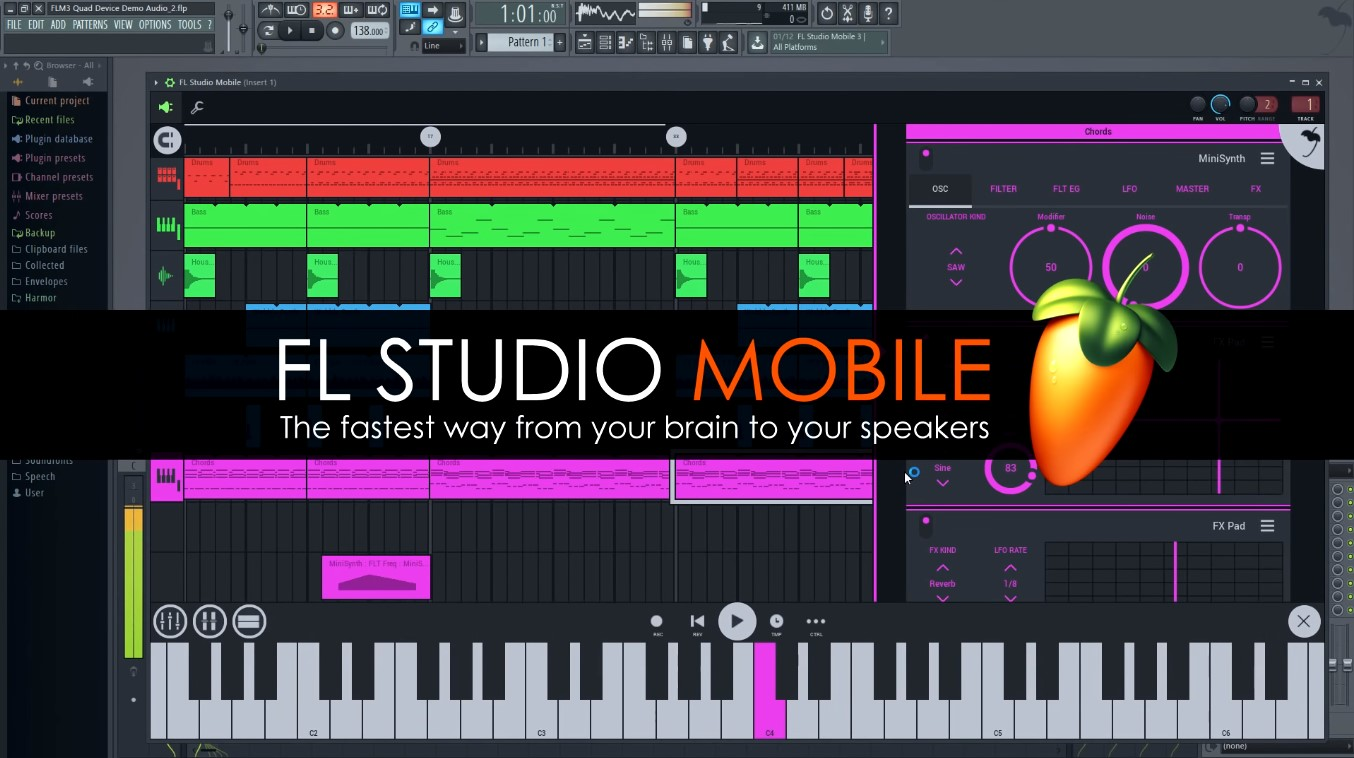 FL Studio Mobile 3